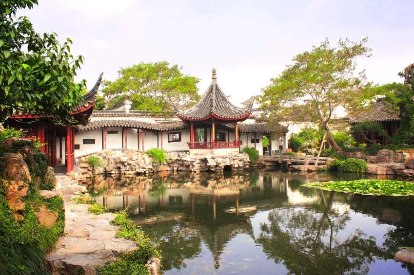 Feng Shui Garten anlegen: Expertin im Interview