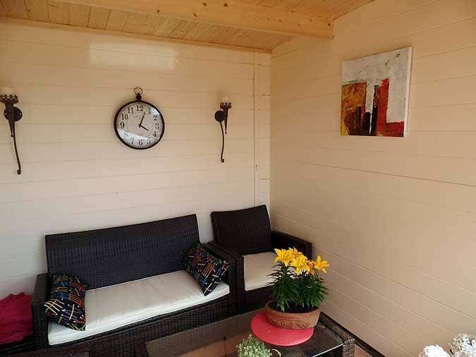 gartenhaus mit wow effekt das gro e doppel gartenhaus. Black Bedroom Furniture Sets. Home Design Ideas