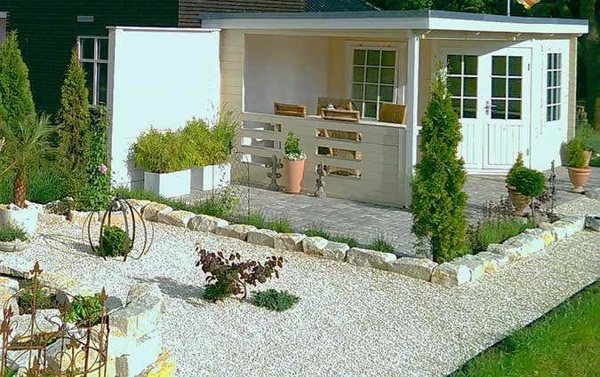 Gartenhaus Hanna40