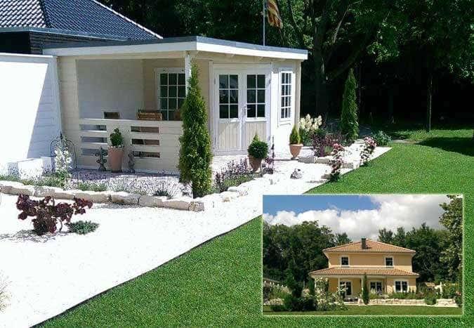 Mediterrane Gartenhäuser ibiza flair zuhause familie hettigs mediterranes gartenhaus