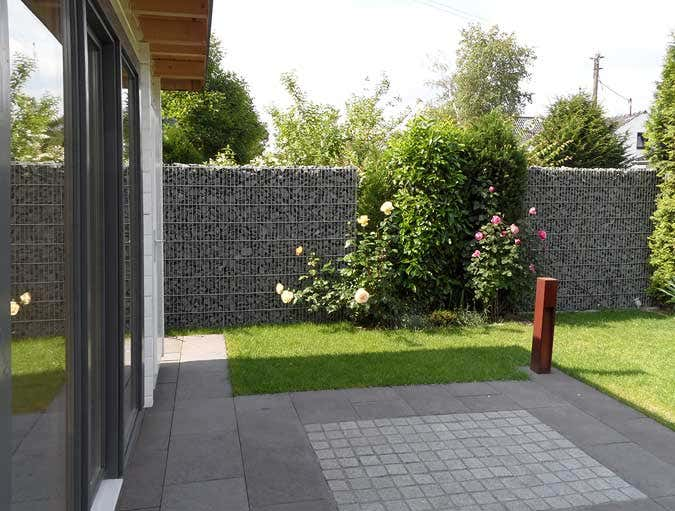 Gartengestaltung-Terrasse