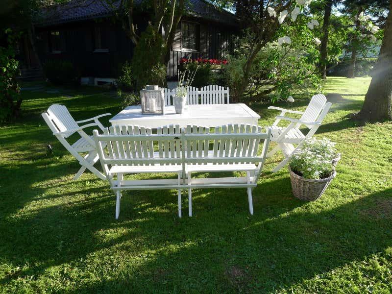 Gartenhaus schwedischer stil  Skandinavischer Stil: Ideen für Ihre Gartengestaltung