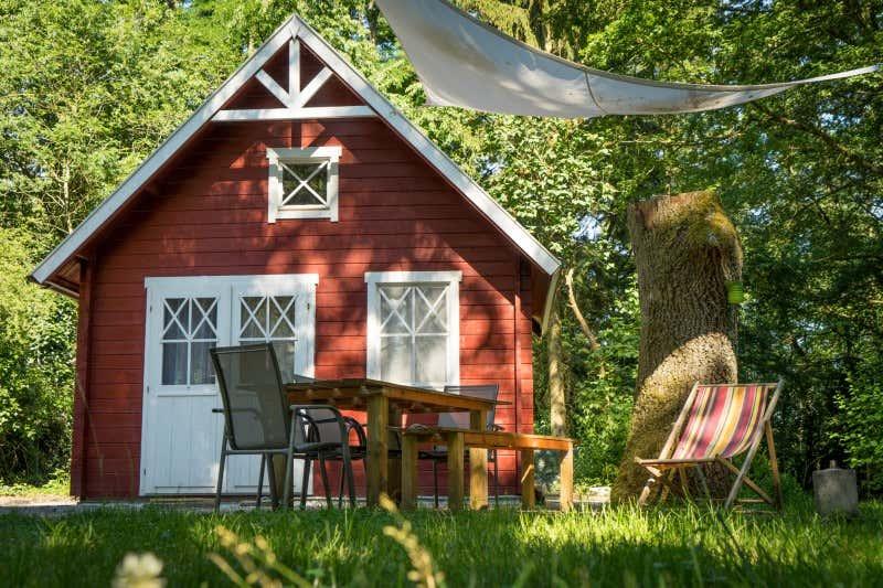 Schwedenhaus gartenhaus  Skandinavischer Stil: Ideen für Ihre Gartengestaltung
