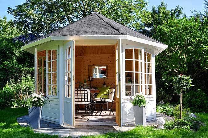 der gartenpavillon emma eine aufbaugeschichte fotostory. Black Bedroom Furniture Sets. Home Design Ideas