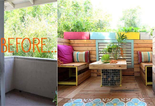 Gartenmöbel Aus Paletten Kreatives Upcycling Im Garten