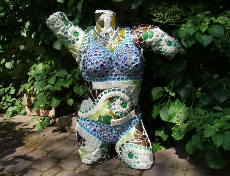 Garten dekorieren: 7 außergewöhnliche Deko-Ideen!