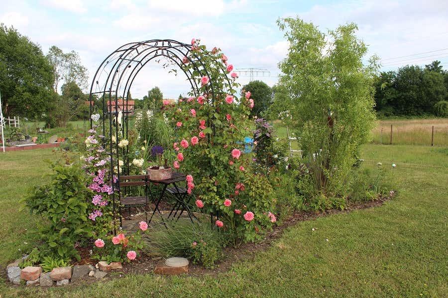 Garten Sitzecke Gestalten Ideen Für Kleine Große Gärten