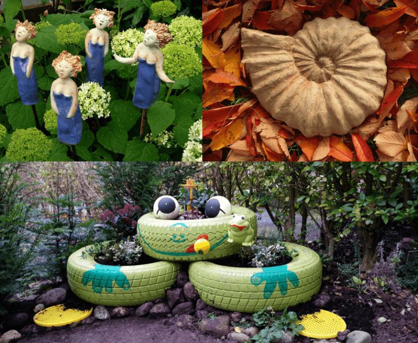 Garten Dekorieren 7 Aussergewohnliche Deko Ideen