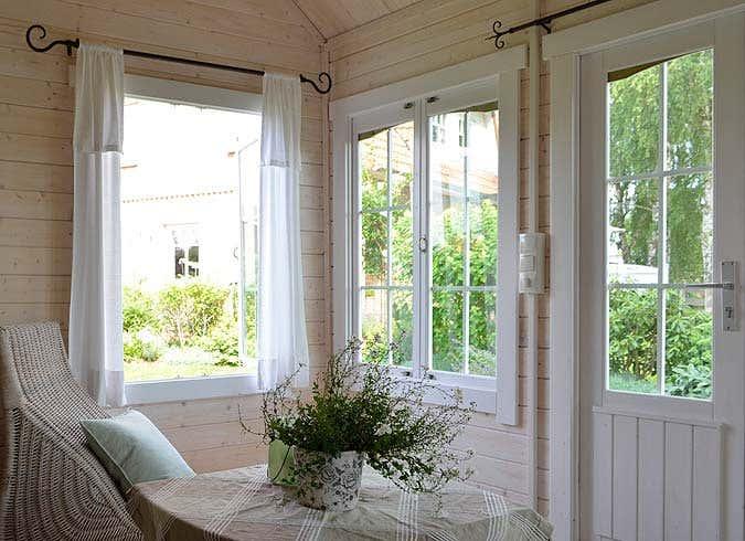 Gartenhauser Im Landhausstil Vielseitige Einrichtungsideen