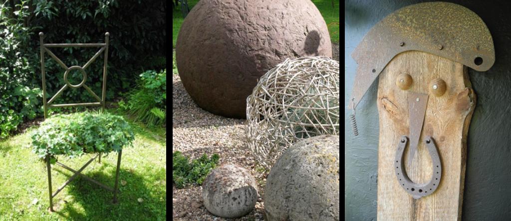 Garten Dekorieren 7 Außergewöhnliche Deko Ideen