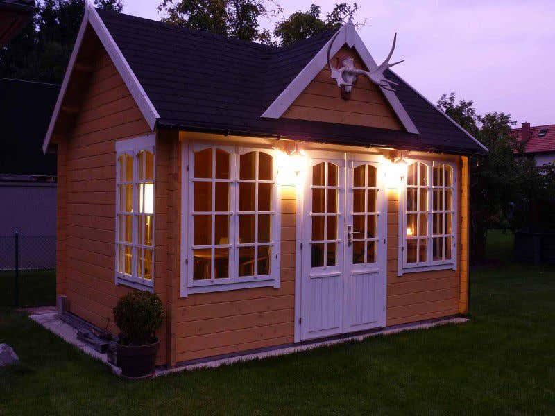 Gartenhaus Holz Von Innen Streichen ~ Holz Gartenhaus Die besten Gartenhäuser in der Galerie