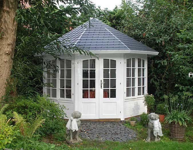 die richtige dacheindeckung f r ein gartenhaus w hlen. Black Bedroom Furniture Sets. Home Design Ideas