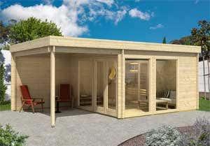 das saunahaus avantgarde wird zur wellness oase. Black Bedroom Furniture Sets. Home Design Ideas