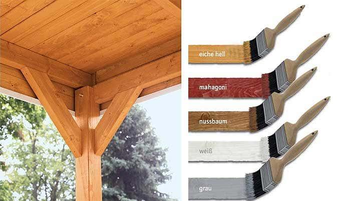 gartenhaus farbe nussbaum my blog. Black Bedroom Furniture Sets. Home Design Ideas