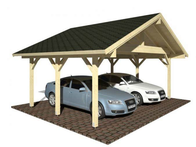 carport boden welcher bodenbelag ist der richtige. Black Bedroom Furniture Sets. Home Design Ideas