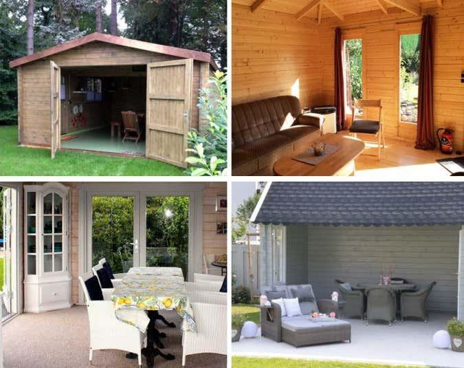 gartenhaus boden unsere tipps f r bodenbel ge. Black Bedroom Furniture Sets. Home Design Ideas