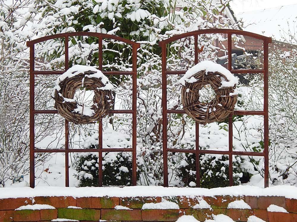 Weihnachtsdeko selber machen ideen f r ihren garten for Gartendeko winter