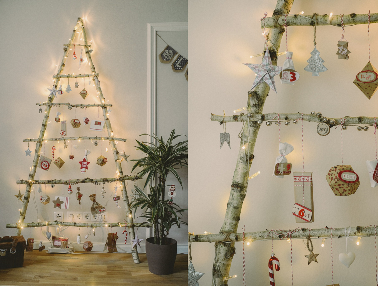Weihnachtsbaum alternative es geht auch ohne tanne for Christbaum alternative