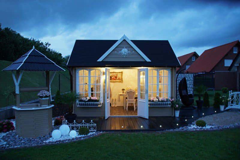 Arbeitszimmer Steuerlich Absetzen Der Gartenhaus Tipp