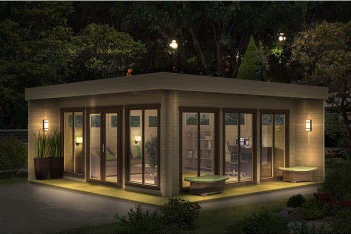 arbeitszimmer steuerlich absetzen der gartenhaus tipp. Black Bedroom Furniture Sets. Home Design Ideas