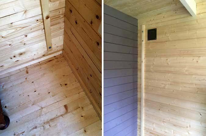 Holzfußboden Gartenhaus ~ Schritt für schritt: das gartenhaus hanna 40 wird aufgebaut