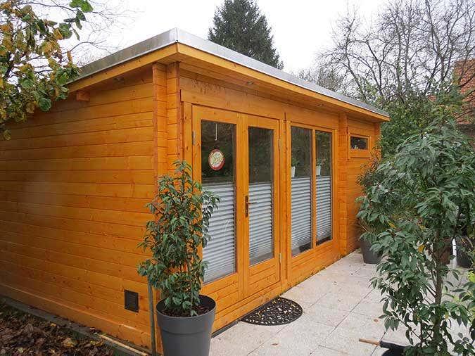 Gartenhaus Atrium 40E