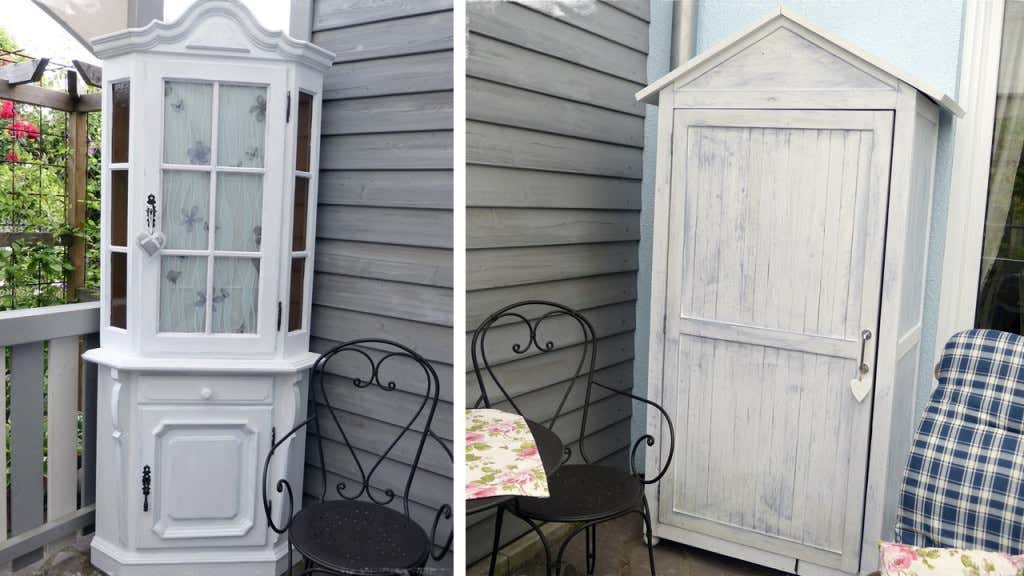 terrasse gestalten die shabby chic terrasse als veranda. Black Bedroom Furniture Sets. Home Design Ideas