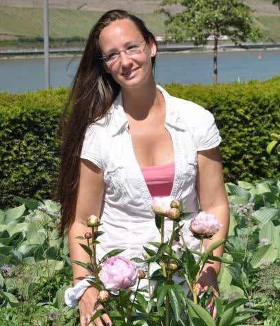 Kräuterxpertin Lilly von Mein Pflanzenblog