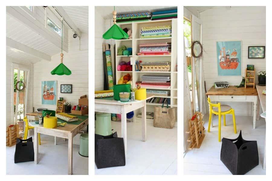 Gartenhaus Einrichten: 6 Ideen Für Kleine Gartenhäuser Gartenhaus Aus Holz Moblieren
