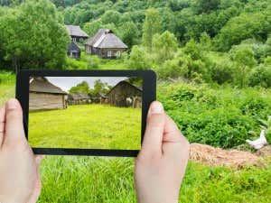 gartenhaus-medien-tablet-natur