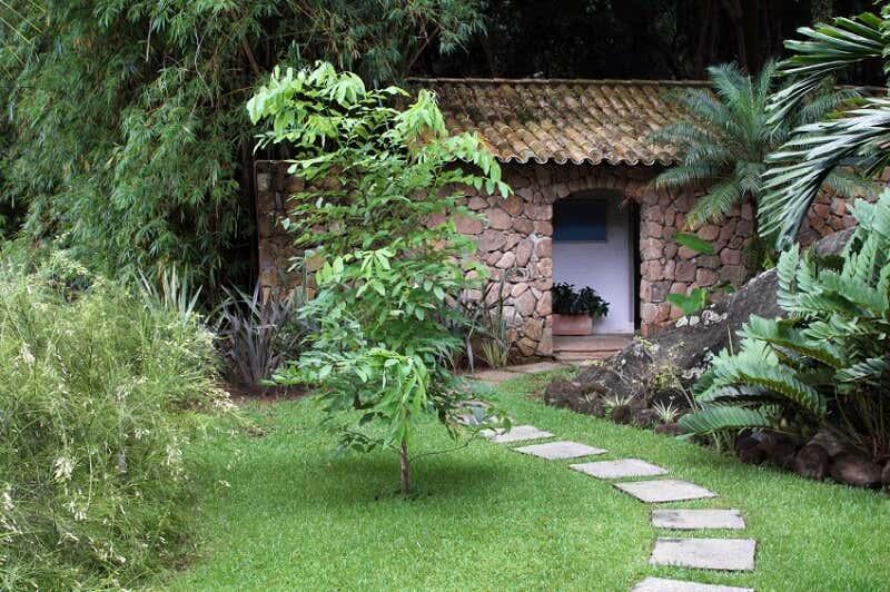 Gartenhaus aus Stein: Für wen es sich eigund lohnt