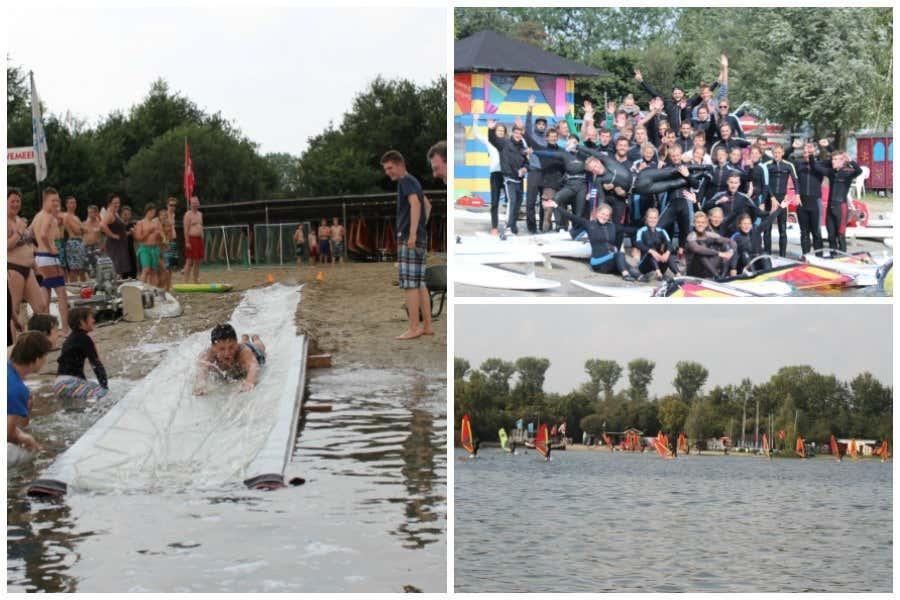 In der Gruppe urlaubt es sich doch am besten – im Surfcamp muss sich niemand alleine fühlen.