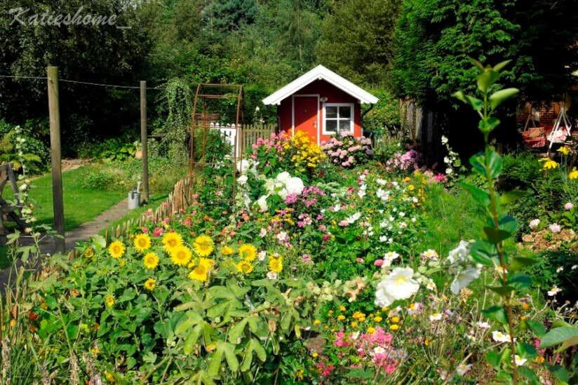 Katjas Garten lädt zum Träumen ein