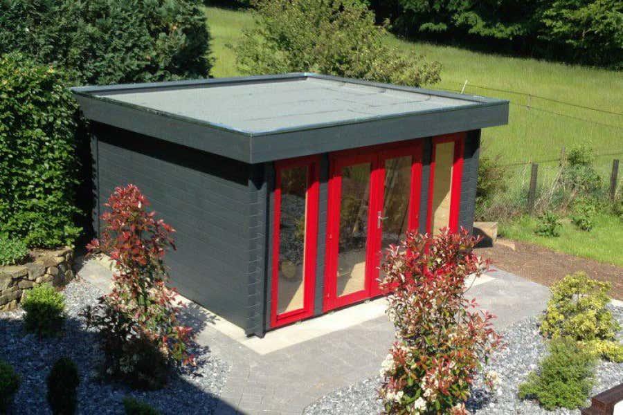 Gartenmu00f6bel u0026 Gartenhaus: 6 Terrassengestaltungsideen