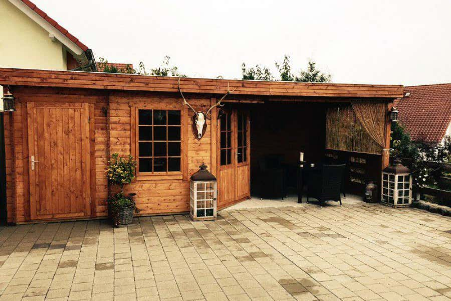 Gartenmbel Amp Gartenhaus Terr.