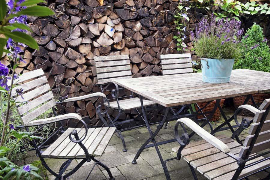 Süß Vintage Gartenmöbel Bilder Von Wohndesign Idee