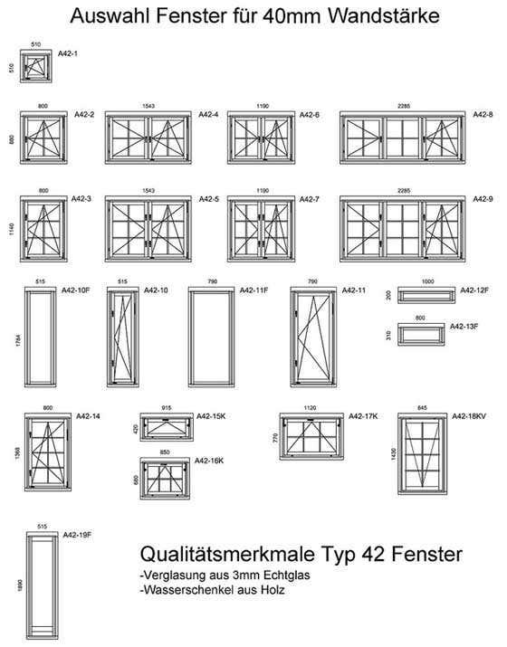 Fenster konfigurator schweiz  Gartenhaus-Konfigurator: 9 Schritte zum Gartenhaus nach Maß