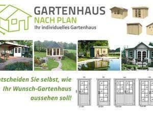 Gartenhausplanung mit Gartenhauskonfigurator