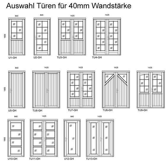 gartenhaus konfigurator 9 schritte zum gartenhaus nach ma. Black Bedroom Furniture Sets. Home Design Ideas