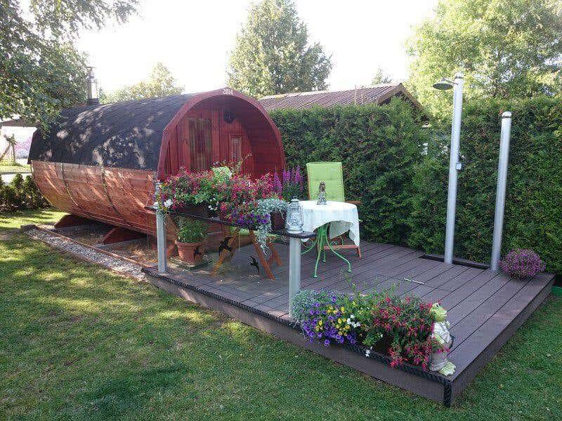 fass sauna vorteile 5 gr nde f r ein saunafass. Black Bedroom Furniture Sets. Home Design Ideas