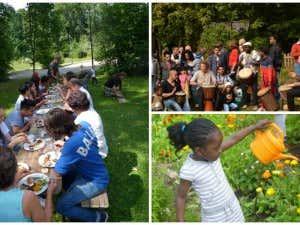 Interkulturelle-Gartenprojekte