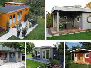 Sieger im Gartenhaus-Fotowettbewerb 2015