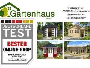 Testsieger Gartenhaus GmbH