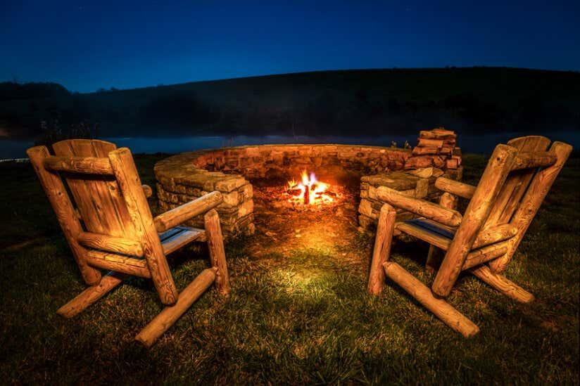 Feuerstelle im Garten – Tipps zum Feuerstelle Selberbauen