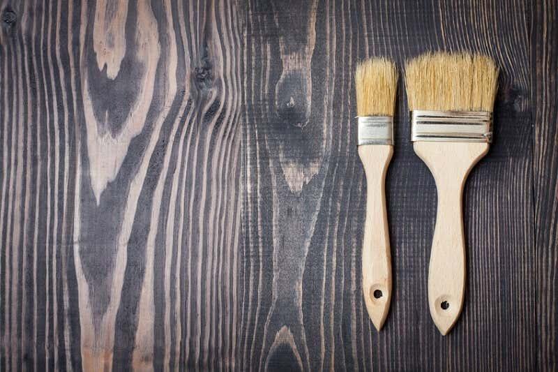 sauna streichen das m ssen sie beachten und so geht 39 s. Black Bedroom Furniture Sets. Home Design Ideas