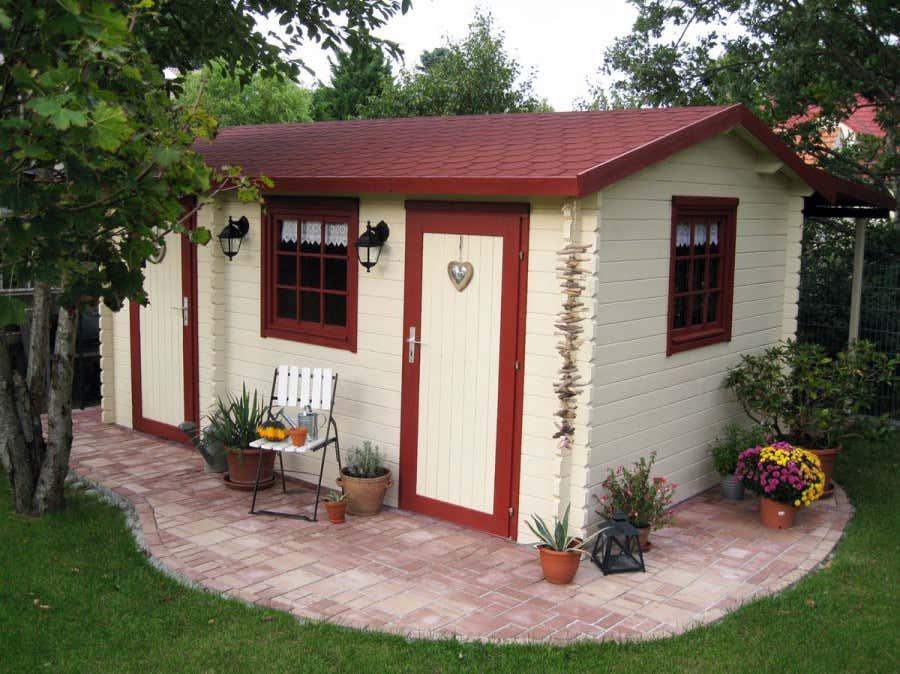 Skandinavische Gartenhäuser ein skandinavisches gartenhaus in ihrem garten 3 dekoideen