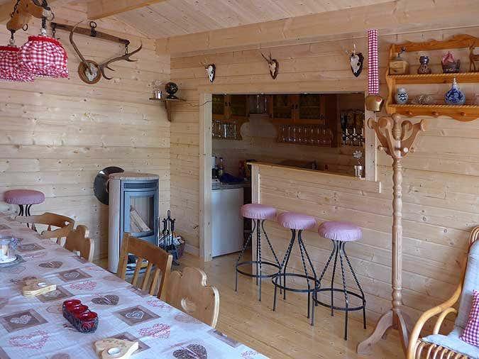 Holzstühle Mit Polster ist nett stil für ihr haus ideen