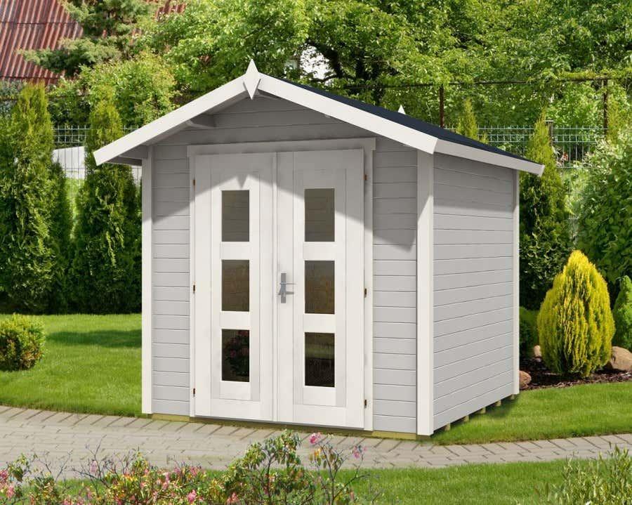 Skandinavisches gartenhaus  Ein skandinavisches Gartenhaus in Ihrem Garten: 3 Dekoideen