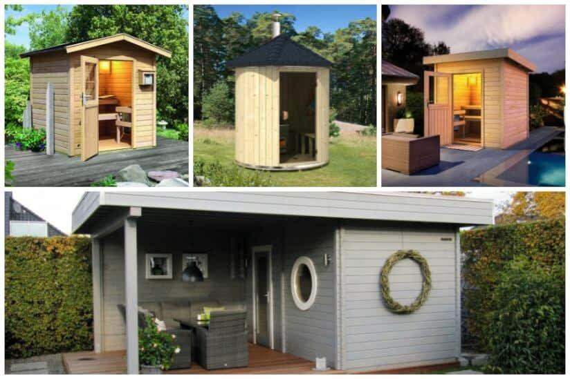 alles zum thema originelle gartenh user gartenhaus magazin. Black Bedroom Furniture Sets. Home Design Ideas