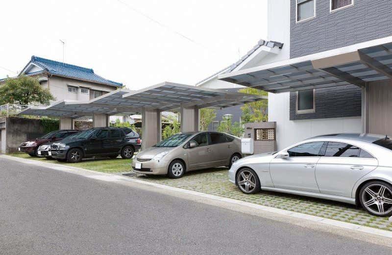 Warum ein Carport aus Metall? Das sind die Vorteile von Aluminium